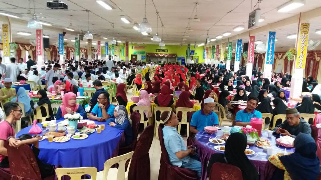aktiviti bulan puasa, ramadhan al mubarak, riang ria raya