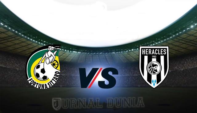 Prediksi Fortuna Sittard vs Heracles , Sabtu 06 Februari 2021 Pukul 02.00 WIB