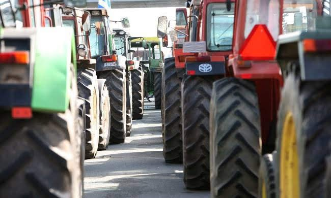 Ματαιώθηκε η αγροτική κινητοποίηση στα Φάρσαλα