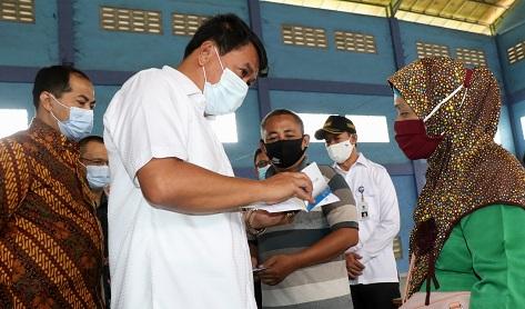 Bantuan Program Dampak Ekonomi Diberikan Kepada 625 Warga Balaraja