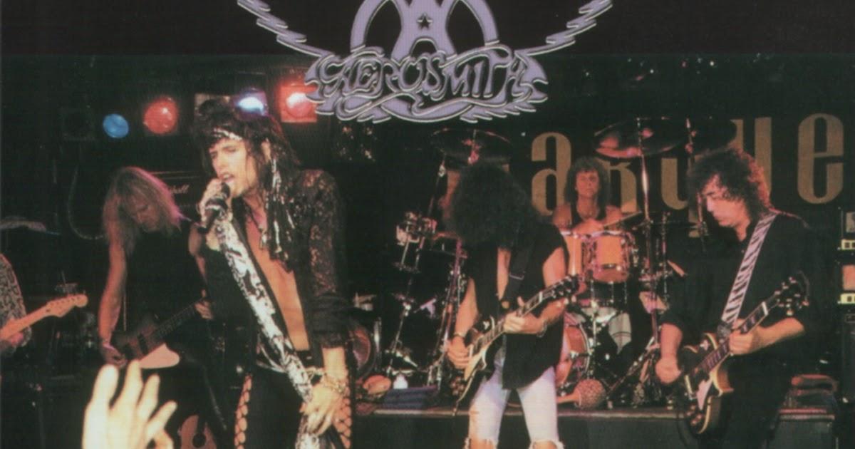 Reliquary Aerosmith Stroll On With Jimmy Page Bondage