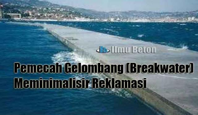 Pemecah Gelombang (Breakwater) Apung Meminimalisir Reklamasi