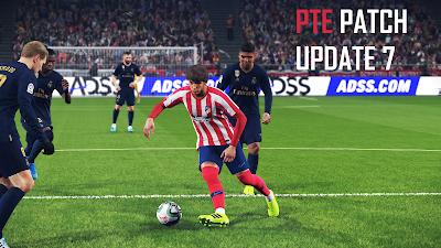 Patch PES 2019 Terbaru dari PTE 7.0 Unofficial