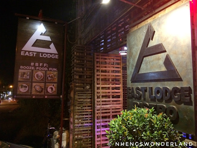 East Lodge Restobar in Antipolo