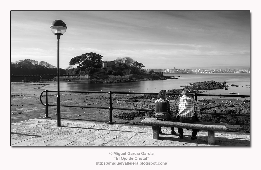 Probando la Caña (Entrada dedicada al fotógrafo barcelonés Josep Colet).