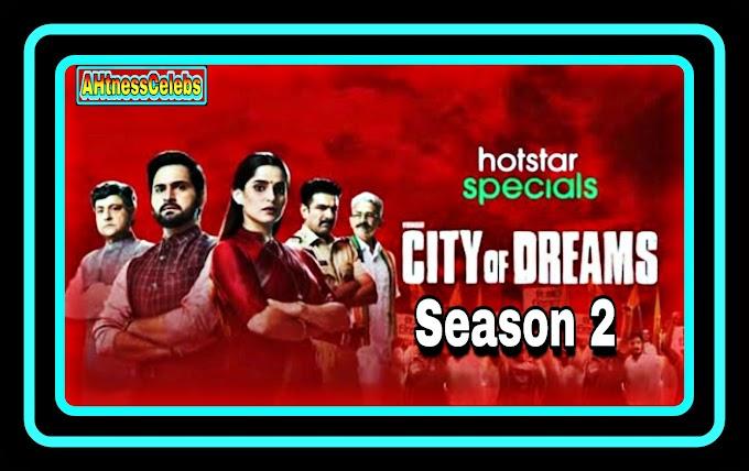 City of Dreams 2 (2021) - Hotstar Hindi Web Series S02 Complete
