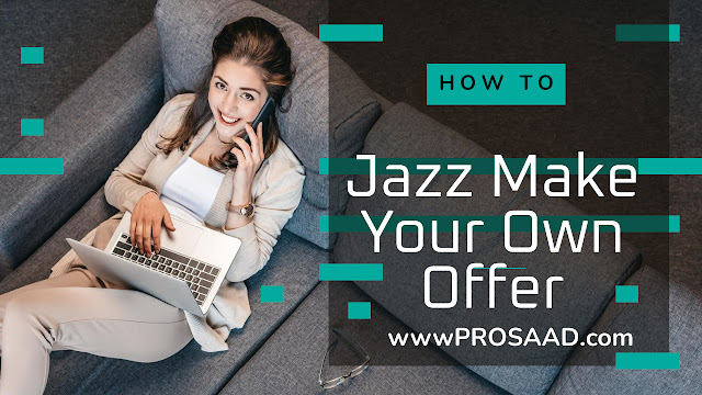 Jazz Make Your Own Offer