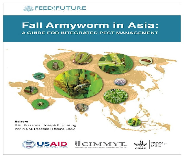 A new tool to strengthen the fight against fall armyworm in Asia
