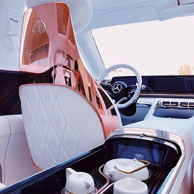 Mercedes- Maybach Ultimate Luxury