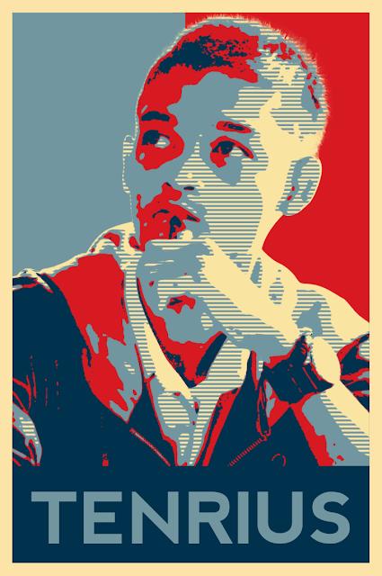 Membuat Poster Obama Hope dengan Foto Sendiri di Photoshop