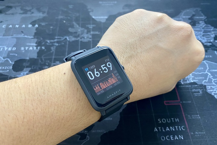 Amazfit Bip S Unboxing, Set-up, First Impressions