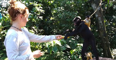 """""""El cariño que te dan los animales es lo mejor de este proyecto"""""""