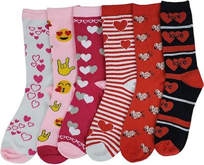 Valentine's Love Socks