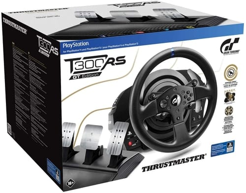 Review Thrustmaster T300 RS GT PS4 PC Racing Wheel