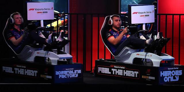 F1 esports como participar