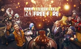 Garena Free Fire - Anniversary v1.39.0