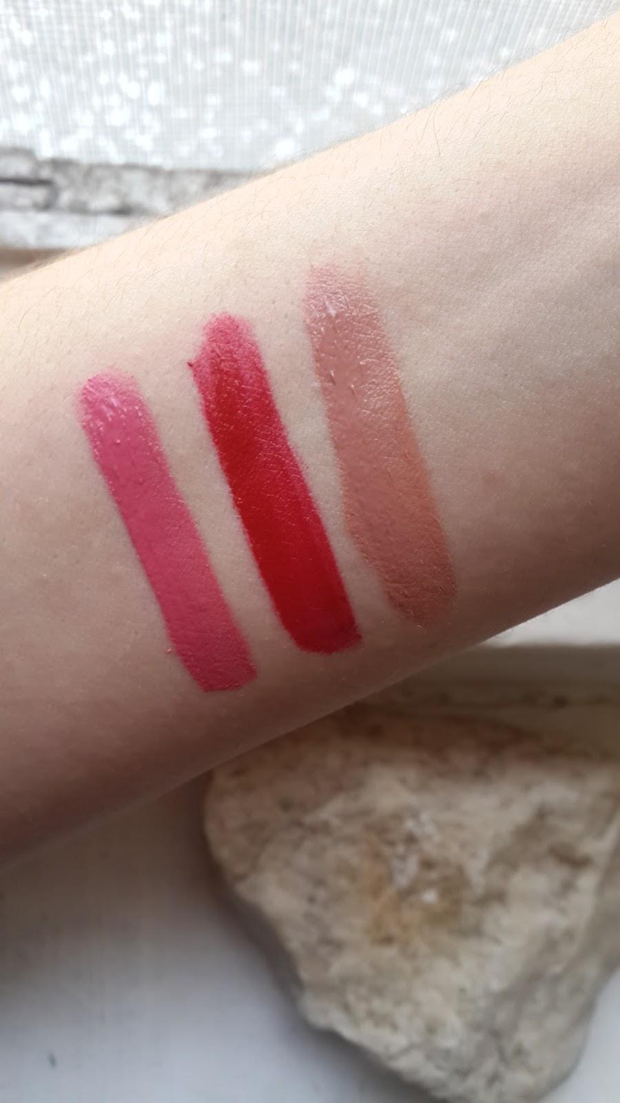 Oriflame Lip Sensation Matte Mousse Likit Mat Rujlar Toffie Cream