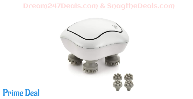 Electric  Head Massager 50% OFF