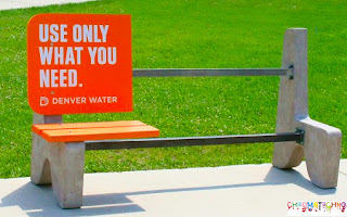 denver-water guerilla marketing advertising