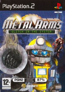 METAL ARMS GLITCH IN THE SYSTEM PS2 BAIXAR