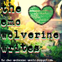 the emo wolverine writes