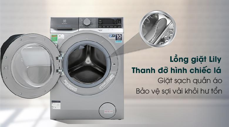 Máy giặt Electrolux EWF1141SESA - Lồng giặt Lily
