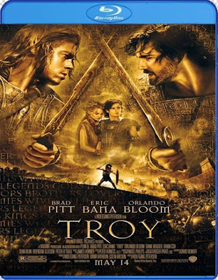 Troy (2004) TC 480p 400MB Blu-Ray Hindi Dubbed Dual Audio [Hindi + English] MKV