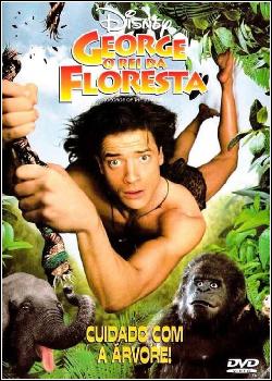 George, O Rei da Floresta Dublado