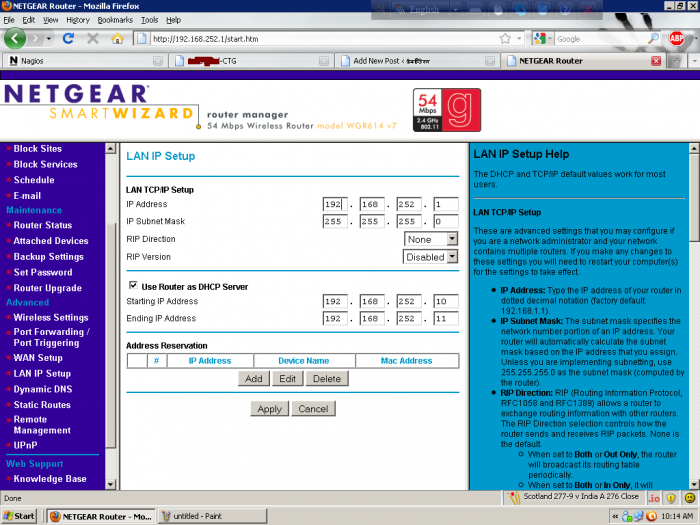 Netgear router installing configuring hometechbd go towan setup select options shown in picture bellow respond to ping on internet port to find real ip from other ip by ping ccuart Image collections