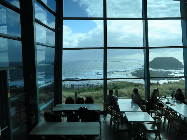 dinner with a view,Nobbies Ocean Discovery Centre, Philip Island, Melbourne, Australia
