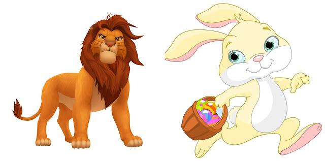 चतुर खरगोश और शेर | पंचतंत्र