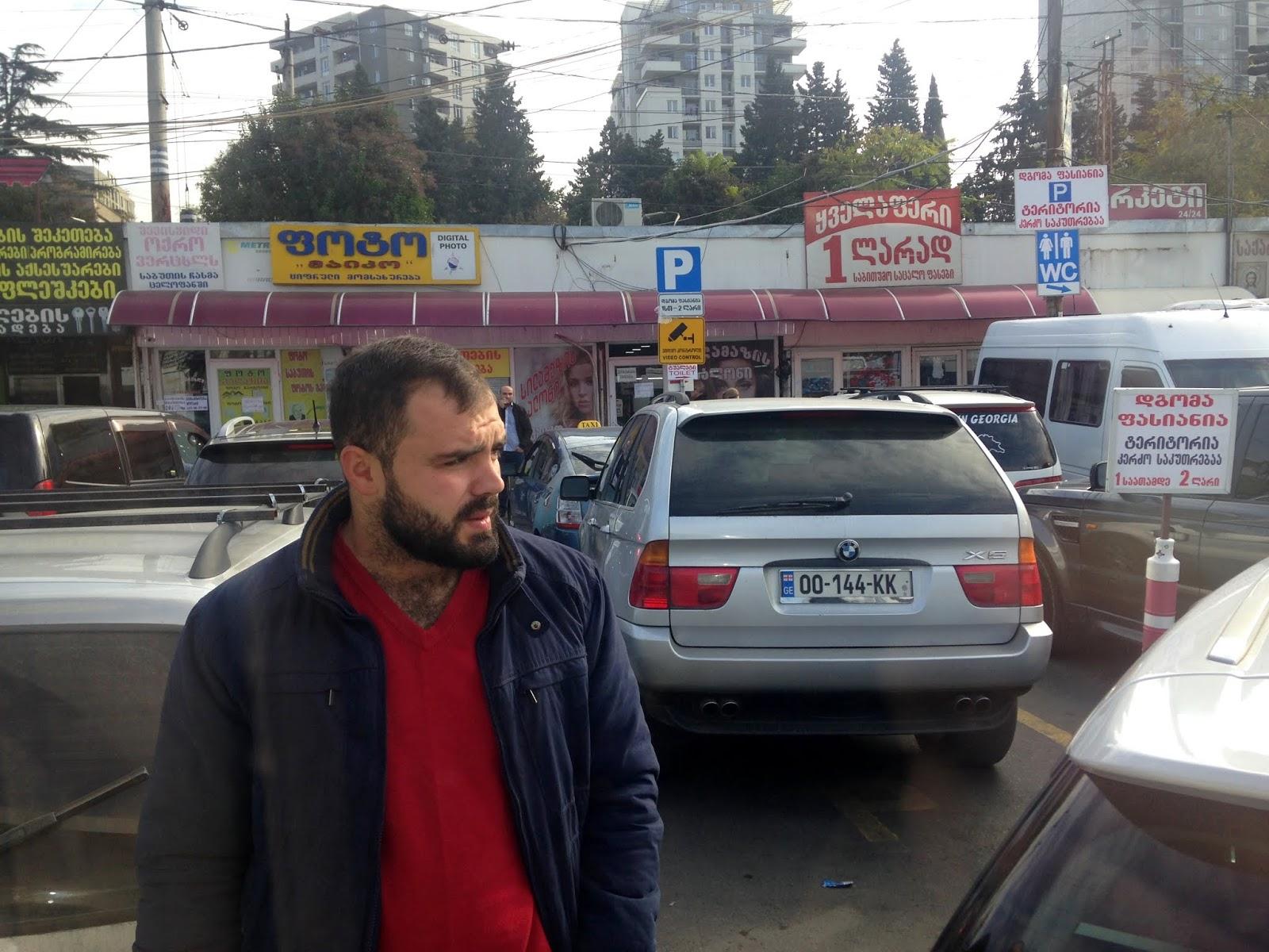 Tbilisi - Didube marszrutki