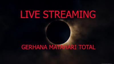Live Streaming Gerhana Matahari Total Online 9 Maret 2016