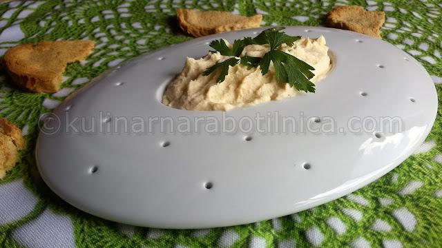 Яйчен пастет с майонеза - рецепта