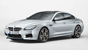 2019 BMW M6 Review