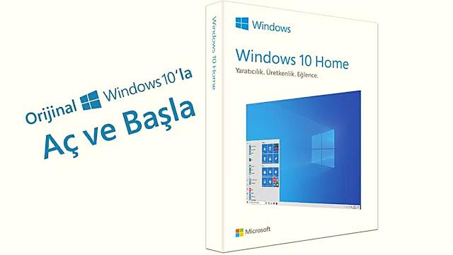 Orijinal Windows 10'lu Bilgisayar Almayanları Kötü Sürprizler Bekliyor