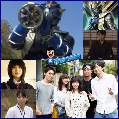 Wanita Imut Nana Akiyama menjadi Kamen Rider Amaki