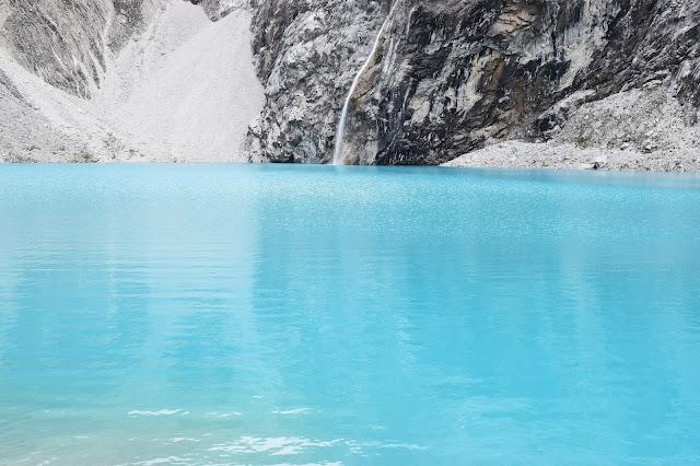 lagoa azul claro