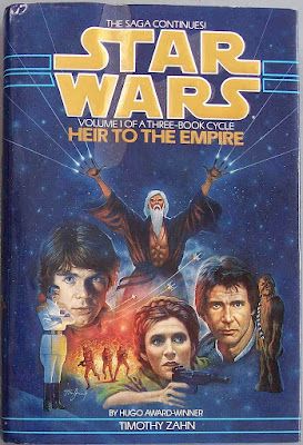 Book Cover - Star Wars - The Heir to the Empire by Timothy Zahn.jpg