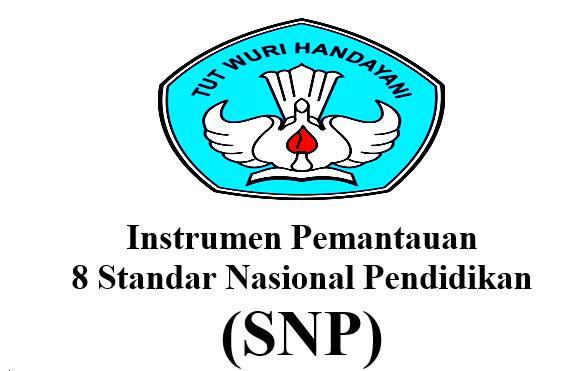 Instrumen Pemantauan 8 Standar Nasional Pendidikan