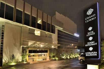 Lowongan Tjokro Hotel Pekanbaru September 2018