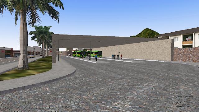 OMSI 2 - Mapa Minas Vale Urbano V1.2