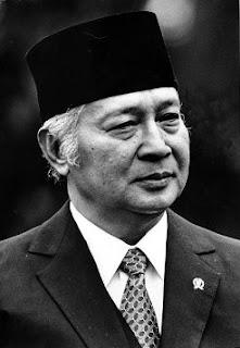 Biografi Soeharto Lengkap