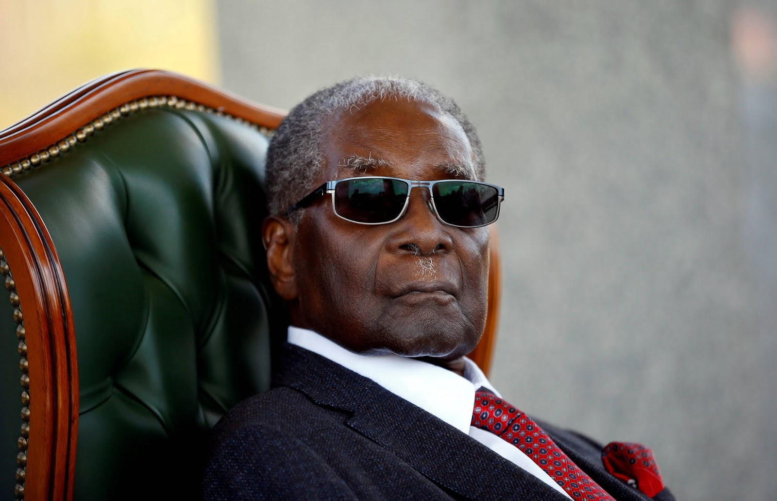Robert Mugabe Dead: The Former Zimbabwe President Dies at 95