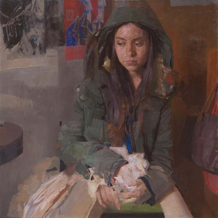 Колумбийский художник.