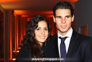 Rafael Nadal And His Romantic Wife Maria Francisca Perell