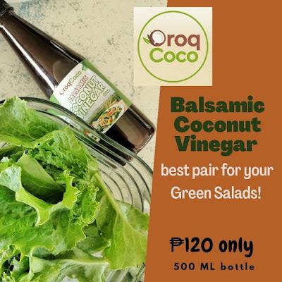 OroqCoco Balsamic Vinegar