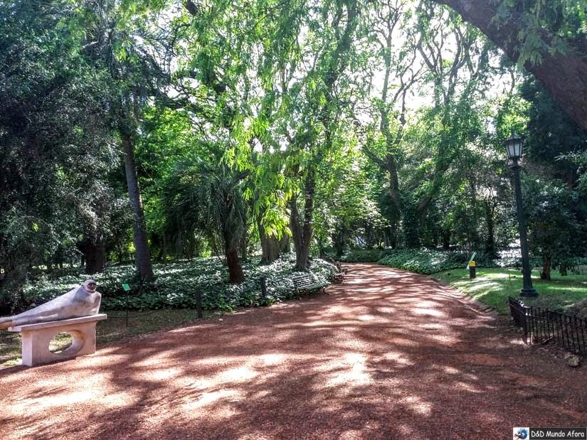 Buenos Aires (Argentina) - Jardim Botânico de Buenos Aires