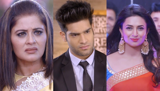 Yeh Hai Mohabbatein: Ishita makes Sudha helpless to save Karan and Rohan