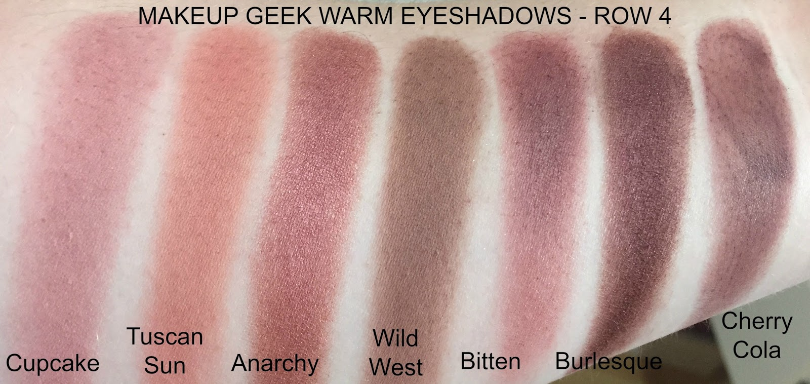 Cupcake is another one of my absolute favourite MUG eyeshadows - a gorgeous matte medium pink that looks incredible on the eyelids with warm or cool toned ...